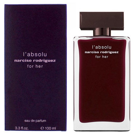 NARCISO RODRIGUEZ FOR HER L ABSOLU EDP 100ML VAPO