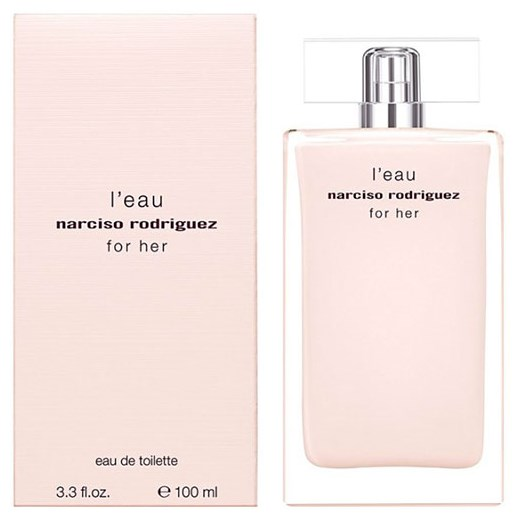 NARCISO RODRIGUEZ FOR HER L EAU EDT 100ML VAPO