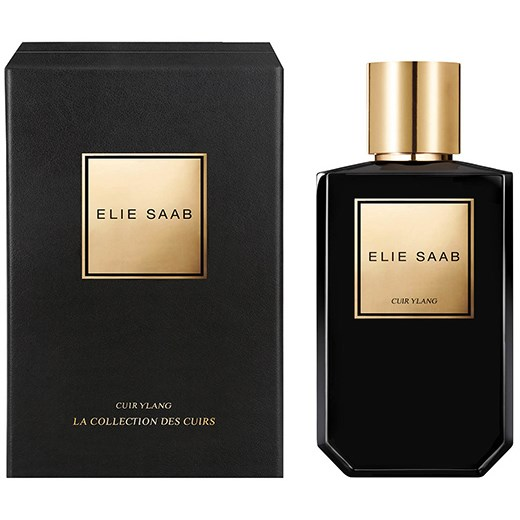 ELIE SAAB LA COLLECTION DES CUIRS CUIR YLANG ESSENCE DE PARFUM 100ML VAPO WOMEN