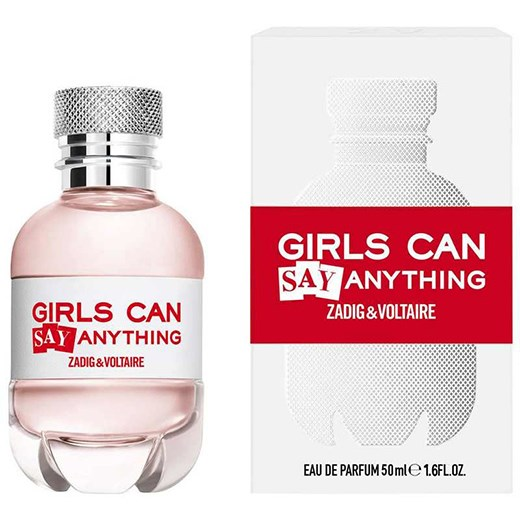 ZADIG & VOLTAIRE GIRLS CAN SAY ANYTHING EDP 50ML VAPO WOMEN