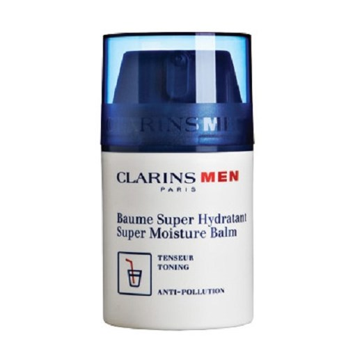 CLARINS MEN SUPER HYDRATANT MOIST BALM 50ML